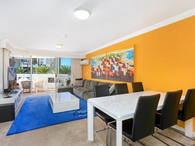 1205/90 Surf Parade, Broadbeach, Qld 4218