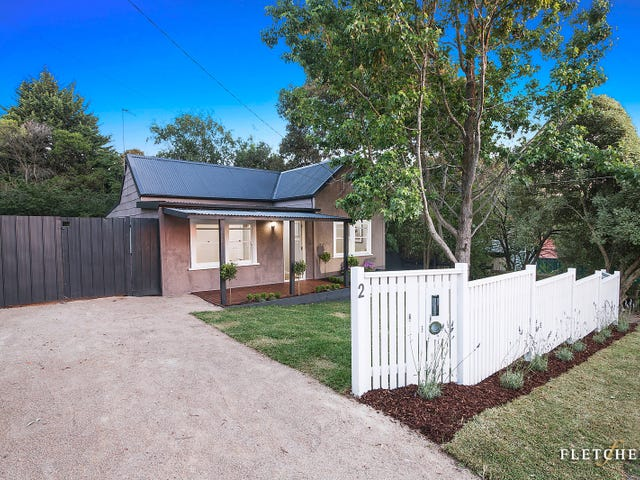 2 Hilltop Road, Upper Ferntree Gully, Vic 3156