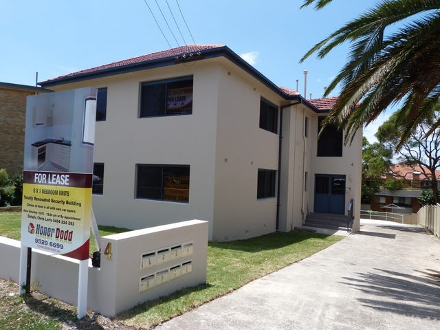 4/4 Croydon Street, Cronulla, NSW 2230