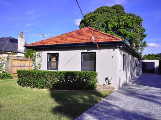 8 Kareela Road, Chatswood, NSW 2067