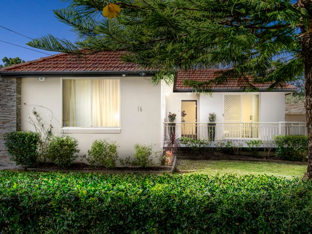 16 Clifton Street, West Ryde, NSW 2114