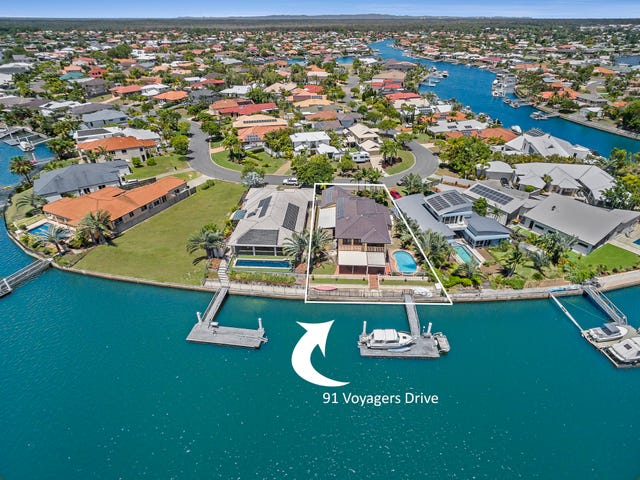 91 Voyagers Drive, Banksia Beach, Qld 4507