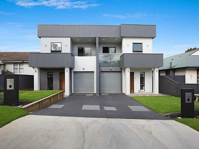 20A Eccles Street, Ermington, NSW 2115
