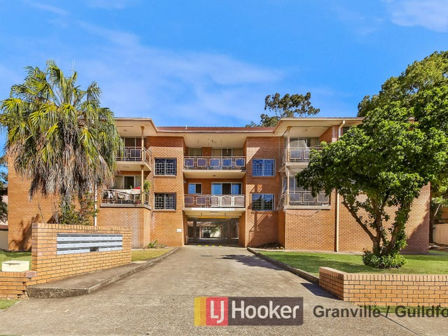 4/448 Guildford Road, Guildford, NSW 2161
