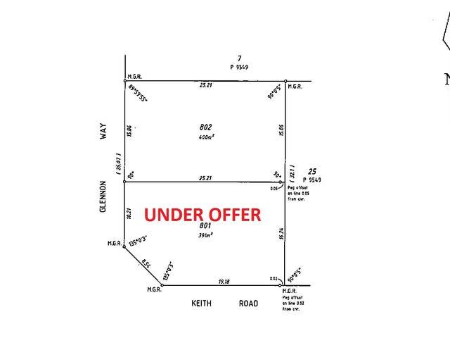 Lot 802/1 Glennon Way, Rossmoyne, WA 6148