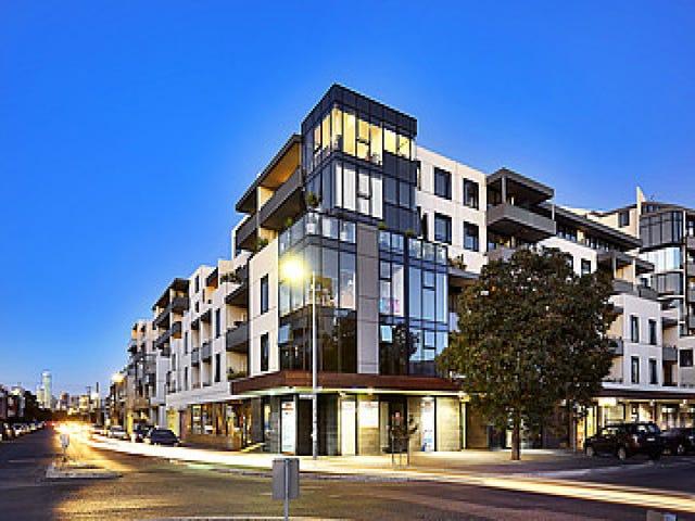 C602/166 Rouse Street, Port Melbourne, Vic 3207