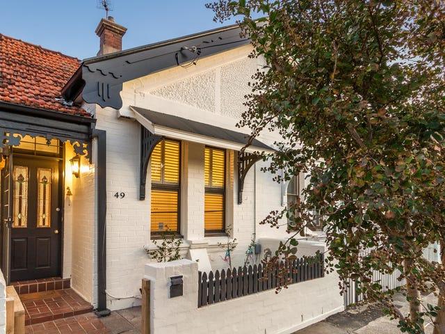 49 Huntington Street, Crows Nest, NSW 2065