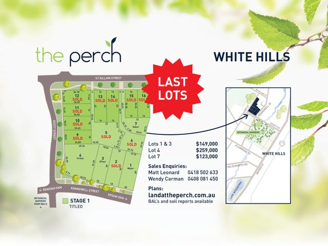 73 Kennewell Street, White Hills, Vic 3550