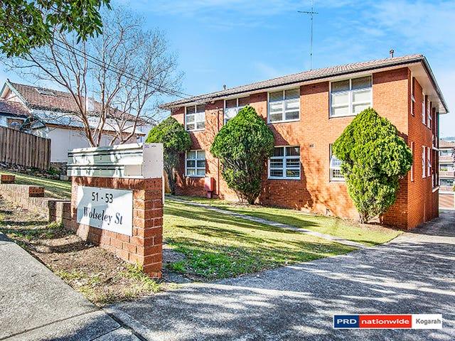 1/53 Wolseley Street, Bexley, NSW 2207