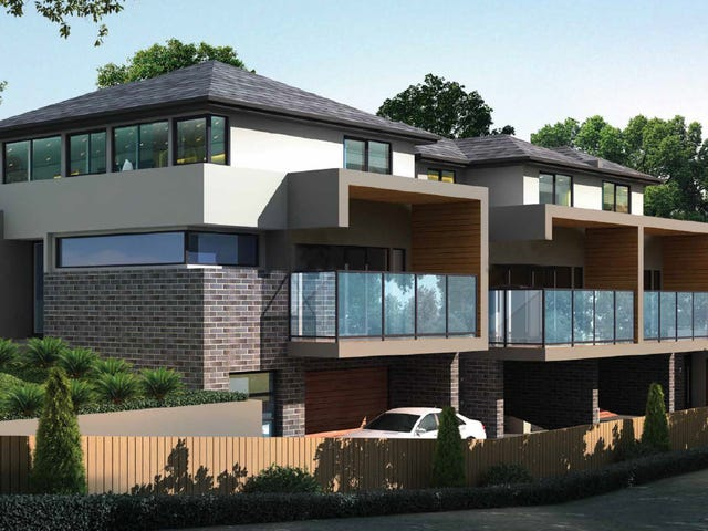 2, 3, 4/17 Arnold Grove, Doncaster, Vic 3108