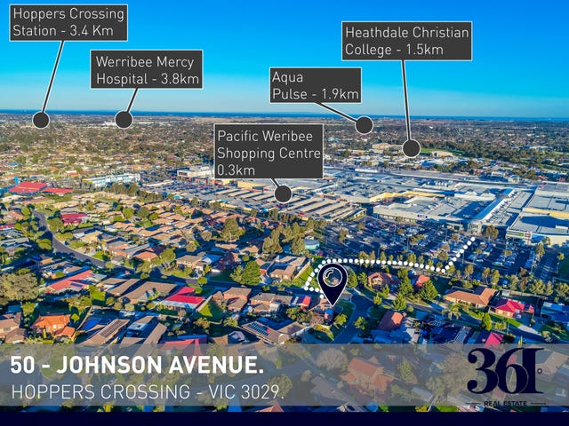 50 Johnson Ave, Hoppers Crossing, Vic 3029