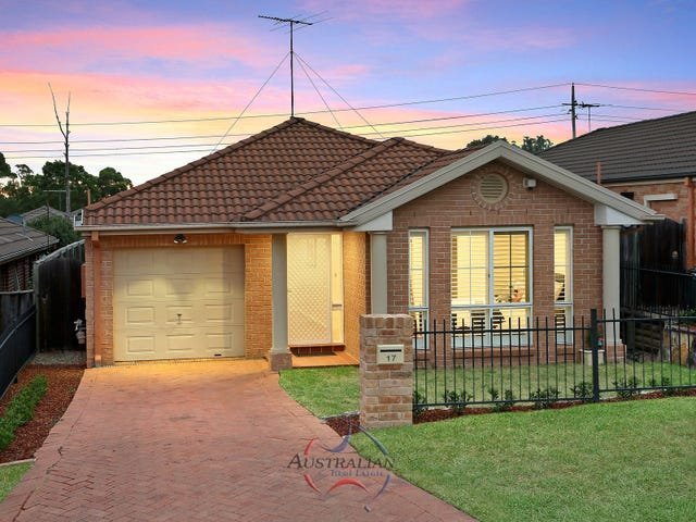 17 Greendale Terrace, Quakers Hill, NSW 2763