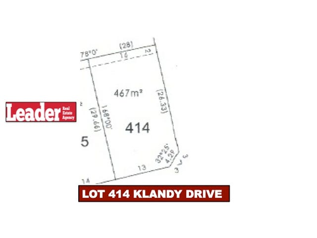 Lot 414, Klandy Drive, Kalkallo, Vic 3064