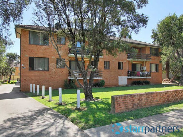 01/45 CALLIOPE STREET, Guildford, NSW 2161