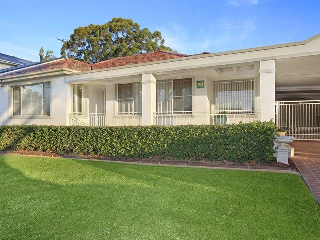20 Booyong Avenue, Caringbah, NSW 2229