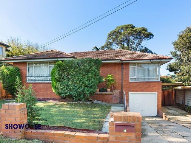7 Bardia Rd, Carlingford, NSW 2118