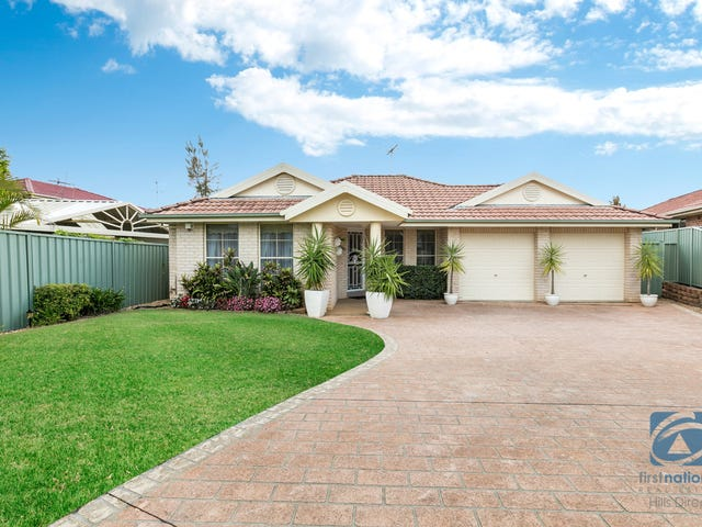 3 Henty Place, Quakers Hill, NSW 2763