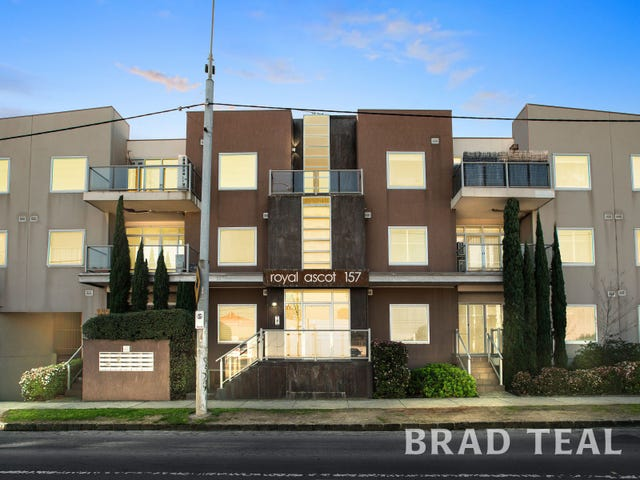 20/157 Epsom Road, Ascot Vale, Vic 3032