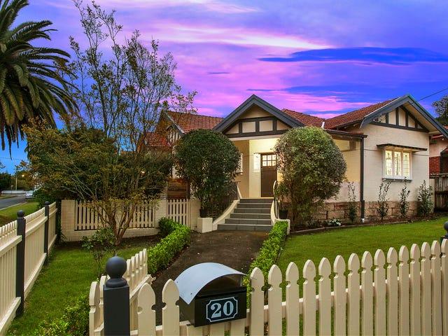 20 Ferncourt Avenue, Roseville, NSW 2069