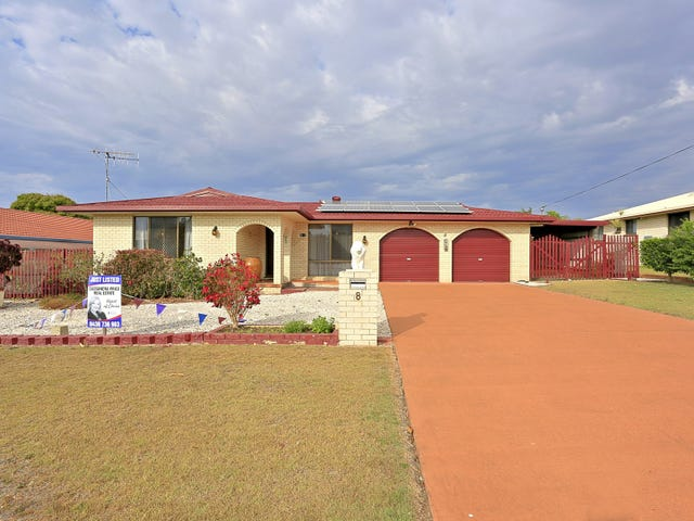 8 McGhie Av, Maryborough, Qld 4650