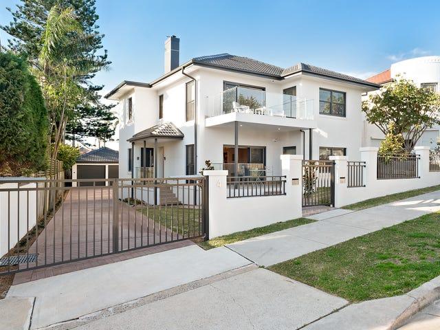 4 Myall Avenue, Vaucluse, NSW 2030
