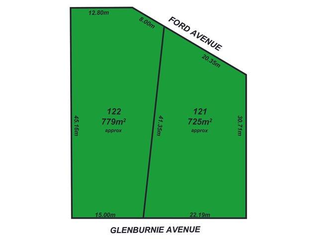 Lot 121 & 122 Glenburnie Avenue, Torrens Park, SA 5062