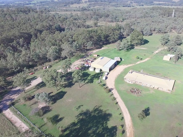 NEH Blue Springs, Muswellbrook, NSW 2333