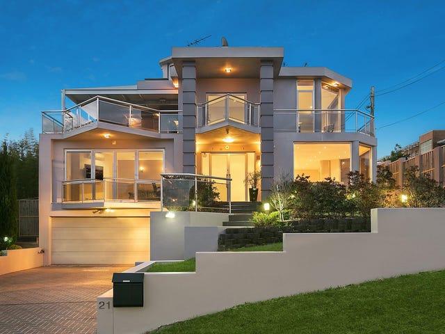 21 Gladstone Avenue, Ryde, NSW 2112