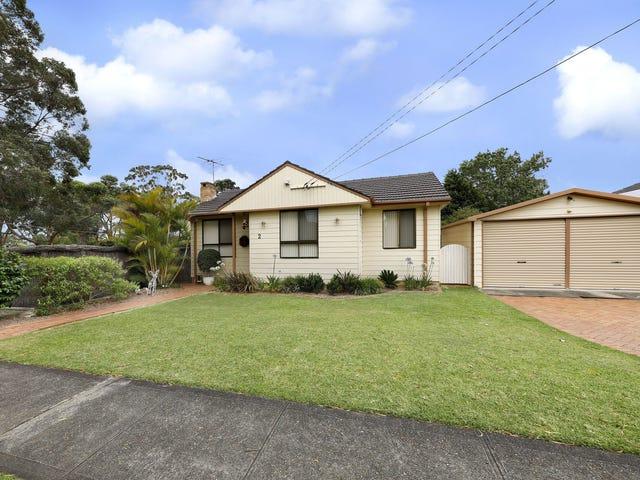 2 Partridge Avenue, Miranda, NSW 2228