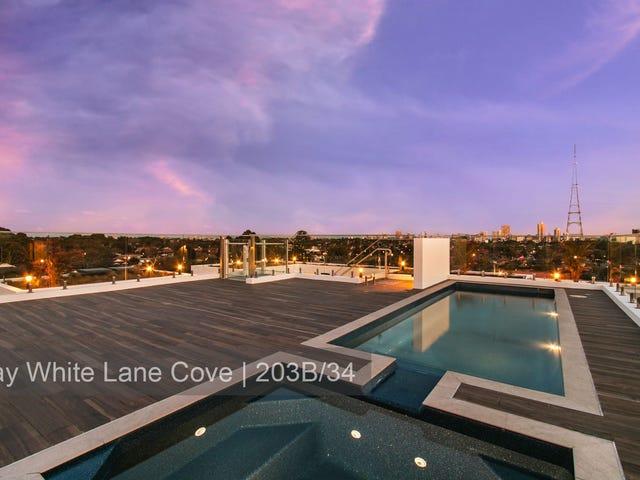 203B/34 Penshurst Street, Willoughby, NSW 2068