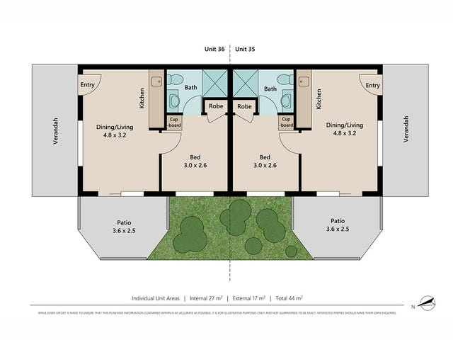 Unit 35 & 36/12 Yeates Crescent, Meadowbrook, Qld 4131