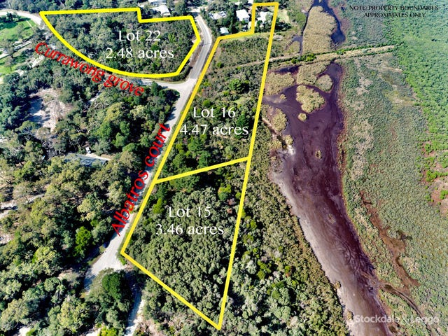 Lot 22 Currawong Grove, Cannons Creek, Vic 3977