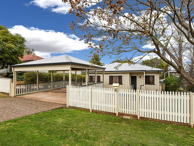 16 Barry Street, Mount Lofty, Qld 4350