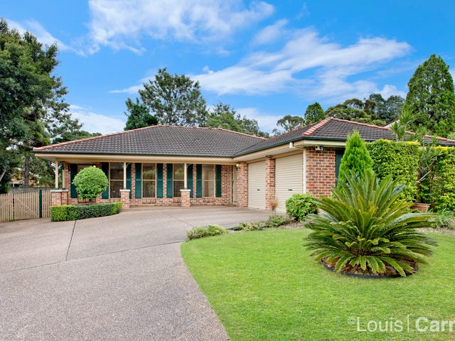 4 Nola Place, Baulkham Hills, NSW 2153