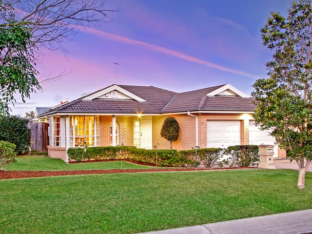 6 Coachman Crescent, Kellyville Ridge, NSW 2155