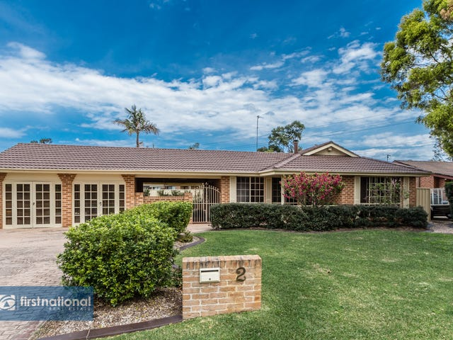 2 Borrowdale Place, Bligh Park, NSW 2756