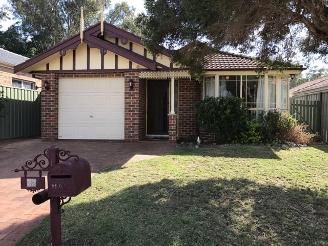 22 Goldmark Crescent, Cranebrook, NSW 2749