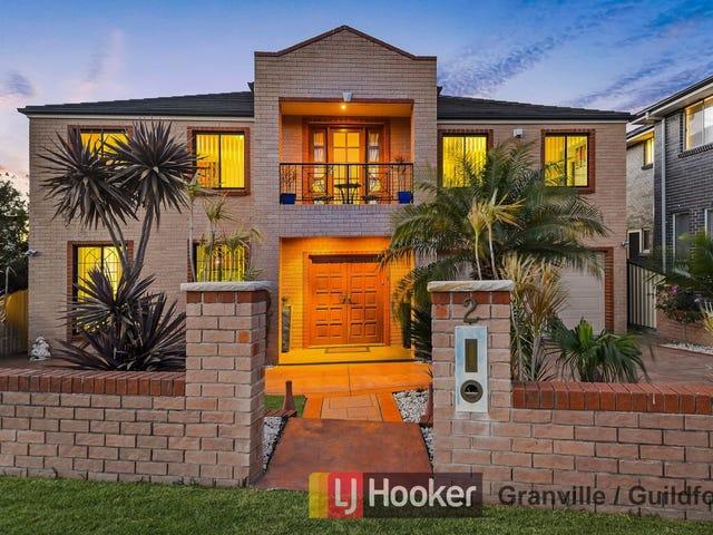 2 Flaherty Boulevard, Granville, NSW 2142