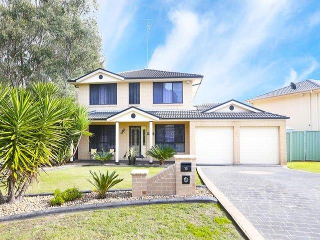 16 Wattlebird Cres, Glenmore Park, NSW 2745