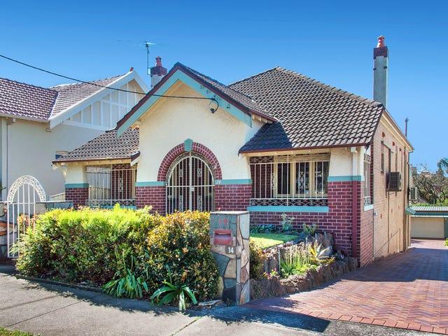14 Roma Avenue, Kensington, NSW 2033