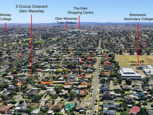 5 Crocus Crescent, Glen Waverley, Vic 3150