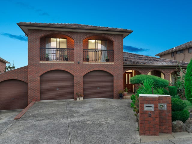 5 Thurza Court, Wheelers Hill, Vic 3150