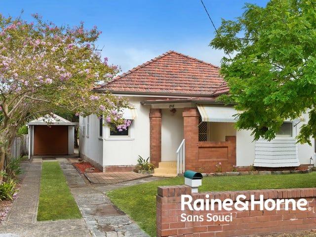 212 Chuter Ave, Sans Souci, NSW 2219