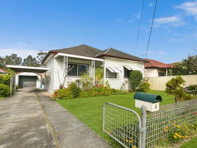 5 Nowra Street, Merrylands, NSW 2160