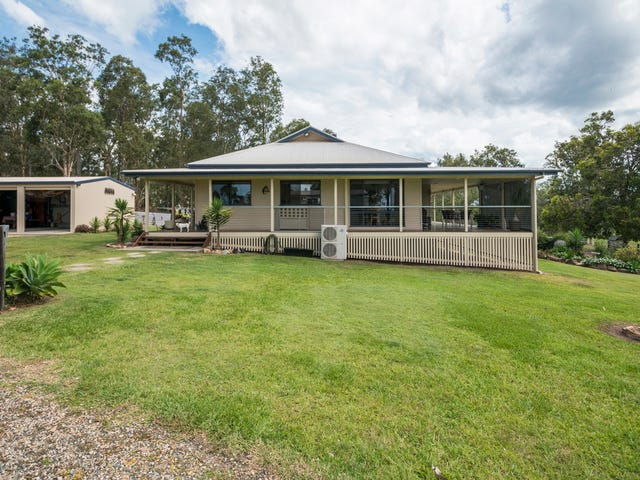 551 Four Mile Lane, Clarenza, NSW 2460