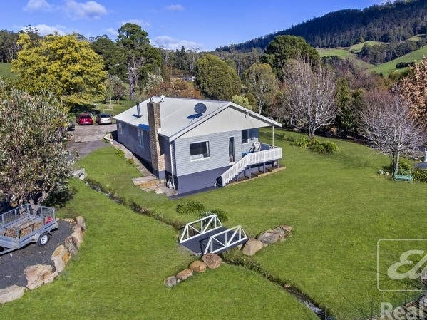 24 Mountain Road, Lilydale, Tas 7268