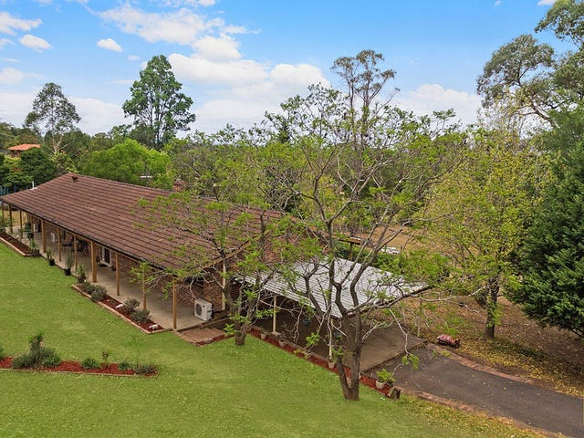 470 East Kurrajong Road, East Kurrajong, NSW 2758