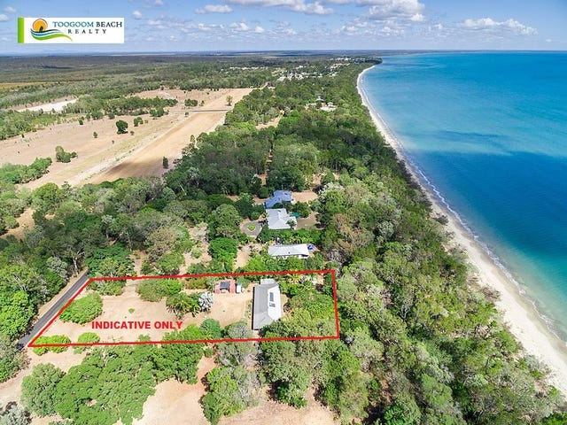 445 O`REGAN CREEK RD, Toogoom, Qld 4655