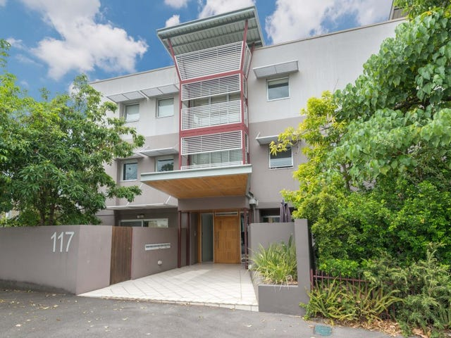 5/117 Fortescue Street, Spring Hill, Qld 4000