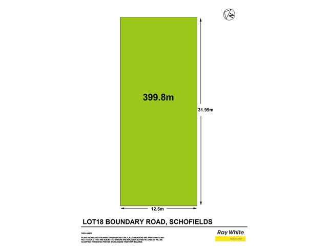 Lot 18, Lot 4 Boundary Road, Schofields, NSW 2762